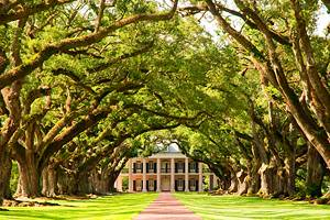 14 Top-Rated Tourist Attractions in Louisiana