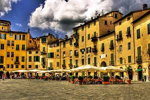 10 Top Tourist Attractions in Lucca & Easy Day Trips