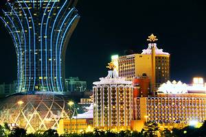 Macao / Macau Travel Guide