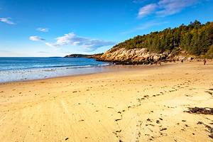 8 Top-Rated Beaches in Maine