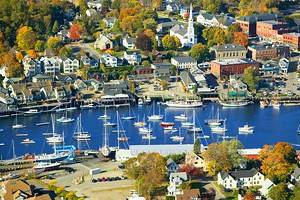 11 Best Small Towns in Maine