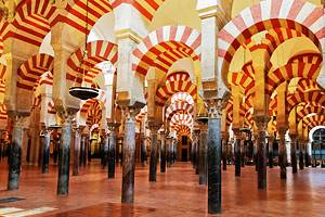 Tourist attractions in Cordoba, Spain