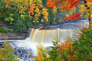 15 Top-Rated Waterfalls in Michigan