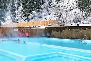 11 Best Hot Springs in Montana