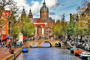21 Top-Rated Tourist Attractions in Amsterdam