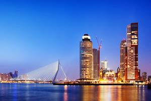 12 Top Tourist Attractions in Rotterdam & Easy Day Trips
