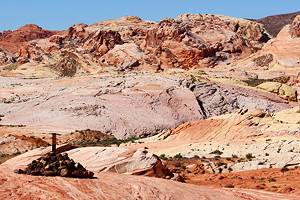 6 Top-Rated Hiking Trails in Valley of Fire State Park