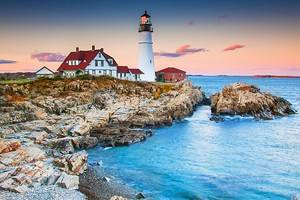 8 Top-Rated Weekend Getaways in New England