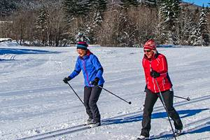 10 Best Places for Cross-Country Skiing in New Hampshire, 2021