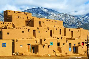 Tourist attractions in Taos, New Mexico
