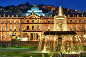 Tourist attractions in Stuttgart, Germany