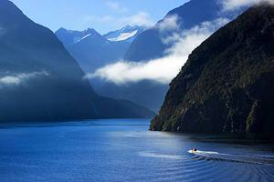 Exploring the Top-Rated Attractions of Fiordland National Park