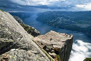 Tourist attractions in Stavanger, Norway