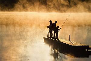 12 Best Fishing Lakes in Ohio