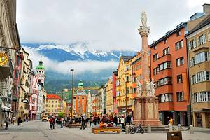 17 Top Tourist Attractions in Innsbruck & Easy Day Trips