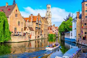 From Paris to Bruges: Best Ways to Get There
