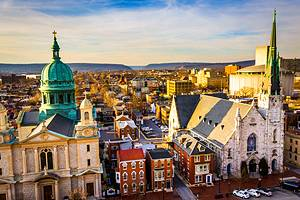 5 Top-Rated Tourist Attractions in Harrisburg