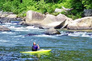 14 Top-Rated White Water Rafting & Kayaking Destinations in Pennsylvania