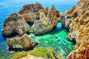 14 Top-Rated Tourist Attractions in the Algarve
