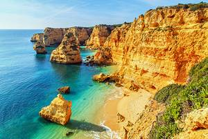 14 Top-Rated Beaches in Portugal