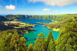 Top Tourist Attractions in Ponta Delgada & Easy Day Trips