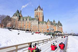 Where to Stay in Quebec City: Best Areas & Hotels