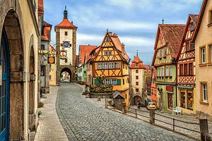 10 Top-Rated Tourist Attractions in Rothenburg ob der Tauber