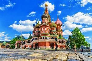 12 Top-Rated Tourist Attractions in Moscow