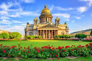 12 Top-Rated Tourist Attractions in St. Petersburg, Russia