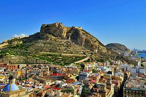 10 Top Tourist Attractions in Alicante & Easy Day Trips