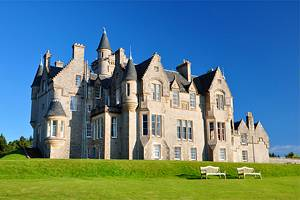12 Best Castle Hotels in Scotland