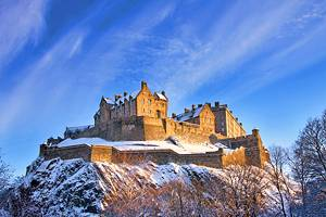 12 Best Places to Visit in Scotland in Winter