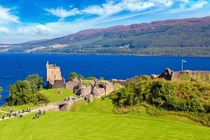 From Edinburgh to Loch Ness: 5 Best Ways to Get There