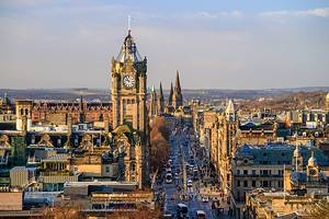 Where to Stay in Edinburgh: Best Areas & Hotels