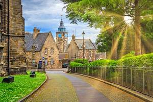 12 Top-Rated Cities in Scotland