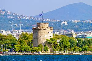 11 Top-Rated Tourist Attractions in Thessaloniki & Easy Day Trips