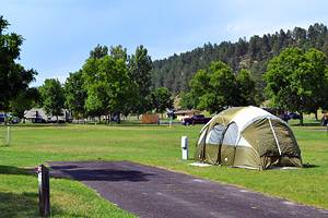 12 Best Campgrounds near Mount Rushmore