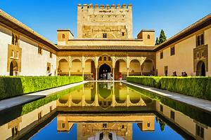 Exploring the Alhambra in Granada: A Visitor's Guide