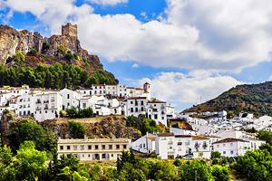 Pueblos Blancos (White Villages) of Andalusia