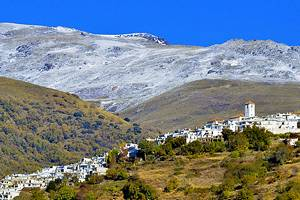 10 Top Tourist Attractions in Spain's Sierra Nevada Mountains