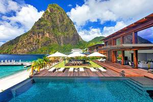 12 Top-Rated Resorts in St. Lucia