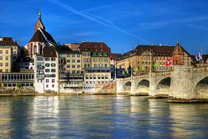 Tourist attractions in Basel, Switzerland