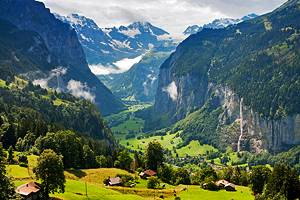 8 Top-Rated Tourist Attractions in the Jungfrau Region