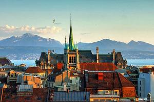 10 Top Tourist Attractions in Lausanne & Easy Day Trips