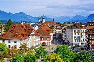 Where to Stay in Lucerne: Best Areas & Hotels