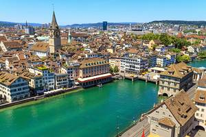 14 Top-Rated Tourist Attractions in Zürich