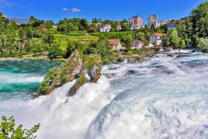 From Zurich to Rhine Falls: 3 Best Ways to Get There