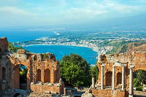 10 Top Tourist Attractions in Taormina & Easy Day Trips
