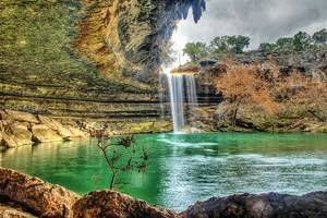 12 Best Waterfalls in Texas