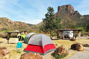 11 Best Campgrounds at Big Bend National Park
